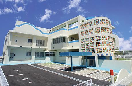 沖縄市泡瀬保育所建替工事(電気設備)